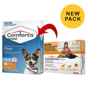 Comfortis Flea Treatment for Dogs - BudgetVetCare
