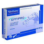 Effipro Spot-On Solution for Small Dogs