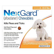 Nexgard Chewables - Nexgard Flea and Tick Treatment for Dogs